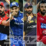 IPL 2020 Teams List