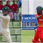 Zimbabwe name new captains for Test and Limited over sides