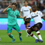 Zidane's Real defeat Valencia to reach Super Cup finals