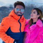 Rishabh Pant vacays in the mountains with girlfriend Isha Negi