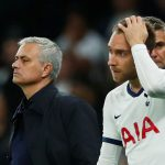 Jose Mourinho reveals why Christian Eriksen has seen a dip in performance