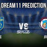 KBFC VS JFC Dream11 Prediction, Live Score & Jamshedpur FC vs Kerala Blasters FC Football Match Dream Team: Indian Super League