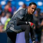 """He is determined to give everything"" says Keylor Navas regarding Brazilian"