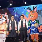 Khelo India Youth Games Declared Open In A Colorful Event In Guwahati