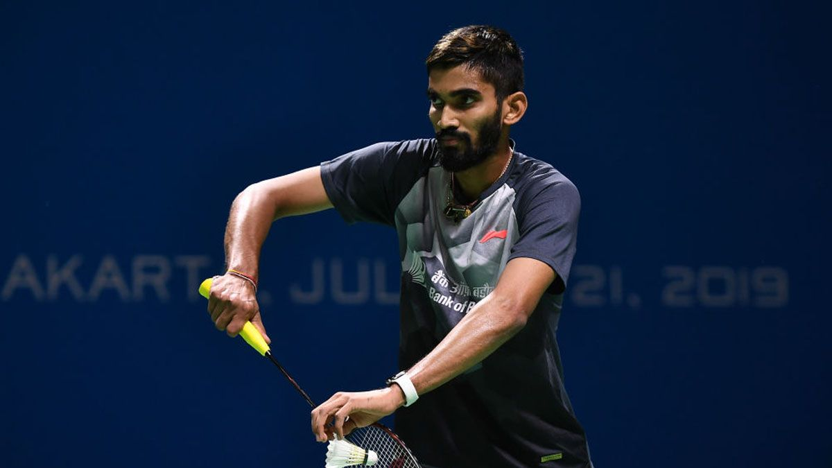 Thailand Open: Srikanth, Verma Crash Out In First Round