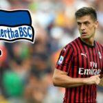 Hertha Berlin steals Krzystof Piatek from Tottenham and Manchester United