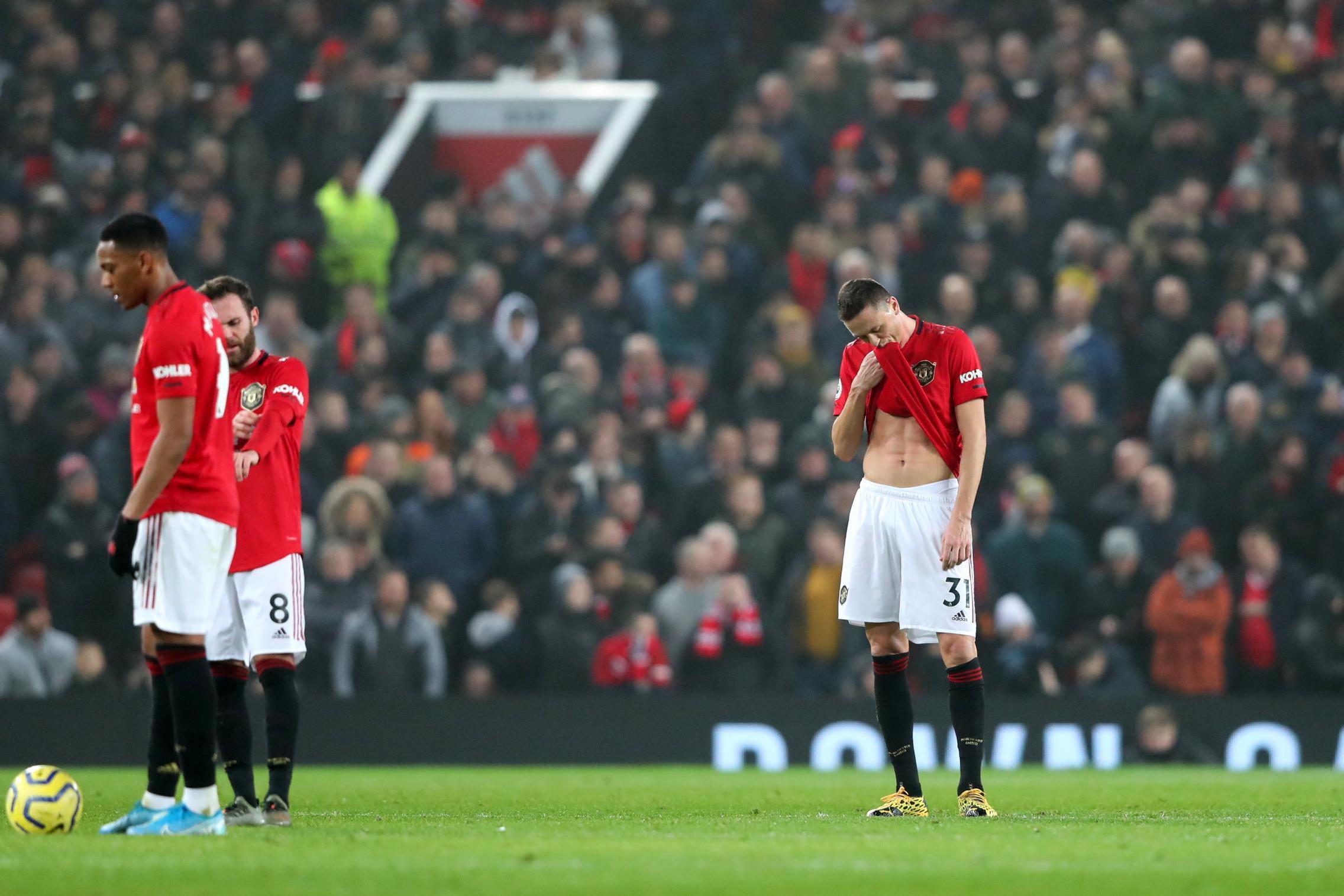 Match Report: Manchester United vs Burnley