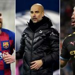 Watch: Pep Guardiola reacts to the comparison between Aguero and Messi amid hat-trick performance