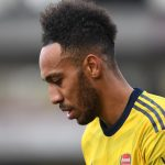 Aubameyang's to serve a three-game suspension