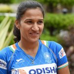 Rani Rampal Named Skipper of Indian Women's Hockey Team For New Zealand Tour