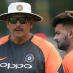 """He has to work really hard on his wicketkeeping"": Ravi Shastri on Rishabh Pant"
