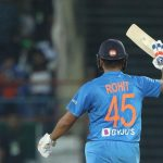 Rohit Sharma on verge of achieving a milestone in Rajkot