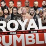WWE Royal Rumble 2020 : Five loudest predictions for Number 30 entrant