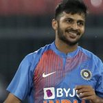 Shardul Thakur credits IPL for his improvement as a fast bowler