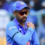 "Shikhar Dhawan ""unlikely"" to play in the upcoming New Zealand series"