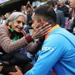 "Team India's ""Superfan Dadi"" who met Kohli at WC passes away; BCCI pays tribute"