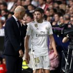 Zidane hails Valverde's performance in the Cup final