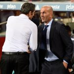 'Sorry' Zidane sympathizes with sacked Barcelona coach Ernesto Valverde