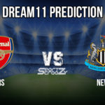 ARS VS NEW Dream11 Prediction, Live Score & Arsenal FC vs Newcastle United FC Football Match Dream Team: Premier League