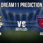 ATK VS ODS Dream11 Prediction, Live Score ATK FC vs Odisha FC Football Match Dream Team: Indian Super League