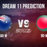 AU-W vs BD-W Dream11 Prediction, Live Score & Australia Women Vs Bangladesh Women Cricket Match Dream11 Team: ICC Women's T20 World Cup 2020 Match 10