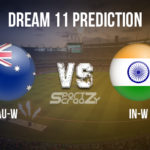 AU-W vs IN-W Dream11 Prediction, Live Score & Australia Women vs India Women Dream11 Team:  ICC Womens T20 World Cup 2020