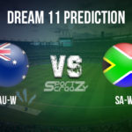 AU-W vs SA-W Dream11 Prediction, Live Score & Australia Women vs South Africa Women Cricket Match Dream11 Team: ICC Womens T20 World Cup 2020 Warmup Matches