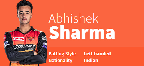Abishek Sharma
