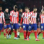 Atletico Madrid midfielder thanks true fans in their win over Liverpool