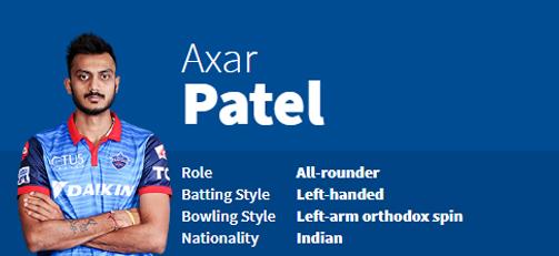 Axar Patel
