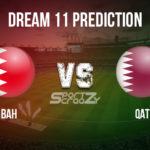 BAH vs QAT Dream11 Prediction, Live Score & Bahrain Vs Qatar Cricket Match Dream11 Team: ACC Western Region T20 2020 Match 12