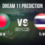 BD-W vs TL-W Dream11 Prediction, Live Score & Bangladesh Women vs Thailand Women Dream11 Team: Women's T20 World Cup warm-up