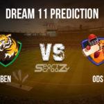 BEN vs ODS Dream11 Prediction, Live Score & Bengal vs Odisha, Cricket Match Dream11 Team: Ranji Trophy, 2nd Quarter Finals