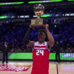 NBA All-Star Weekend: Buddy Hield bests Devin Booker in the 3-point contest, plus more tap-ins