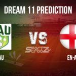 CAU vs EN-A Dream11 Prediction, Live Score & Cricket Australia XI VS England Lions Dream11 Team: 1st One day