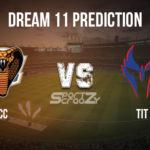CC vs TIT Dream11 Prediction, Live Score & Cape Copras vs Titans Dream11 Team: Momentum ODD 2020