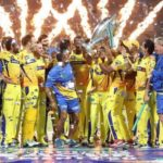 Total Wins by CSK in IPL