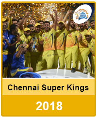 Chennai Super Kings 2018