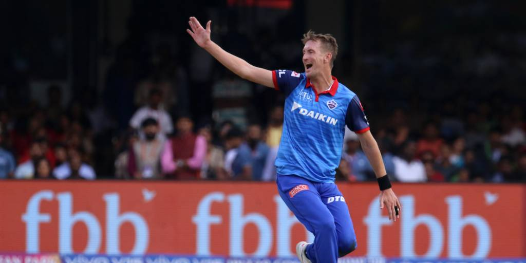 Chris Morris Best Bowler for Delhi Capitals