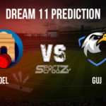 DEL vs GUJ Dream11 Prediction, Live Score & Delhi vs Gujarat, Cricket Match Dream11 Team: Ranji Trophy, Round 8
