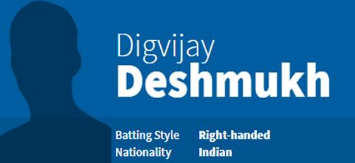 Digvijay Deshmukh