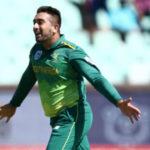 """It felt like I was starting my career again in Cape Town"": Tabraiz Shamsi"