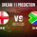 EN-W vs SA-W Dream11 Prediction, Live Score & England Women vs South Africa Women Cricket Match Dream11 Team: ICC Womens T20 World Cup 2020 Match 4