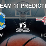 GSW vs UTA Dream11 Prediction, Live Score & Golden State Warriors vs Houston Rockets Basketball Match Dream Team: NBA 2019-20 Regular Season