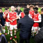 Mikel Arteta feels that it is difficult for Arsenal to seal the Champions League birth