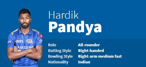 Hardik Pandya