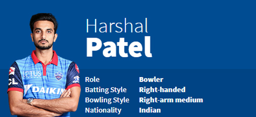 Harshal Patel
