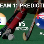 IND vs AUS Dream11 Prediction, Live Score & India vs Australia Hockey Match Dream11 Team: FIH Hockey Pro League Men's 2020