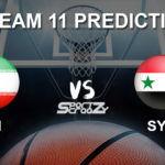 IRI vs SYR Dream11 Prediction, Live Score & Iran vs Syria Match Lineups: FIBA Asia Cup 2021 Qualifiers