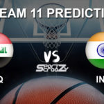 IRQ vs IND Dream11 Prediction, Live Score & Iraq Vs India Basketball Match Lineups: FIBA Asia Cup 2021 Qualifiers